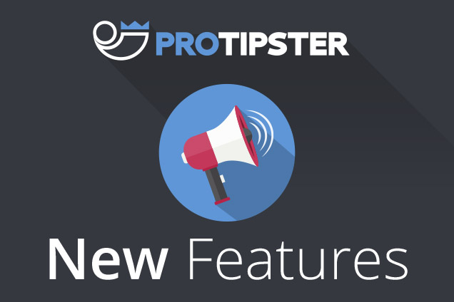 New Markets are Available at ProTipster!