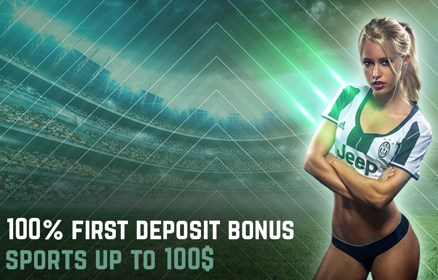 VeerBet Sports Welcome Bonus: 100% up to 100$ Sports