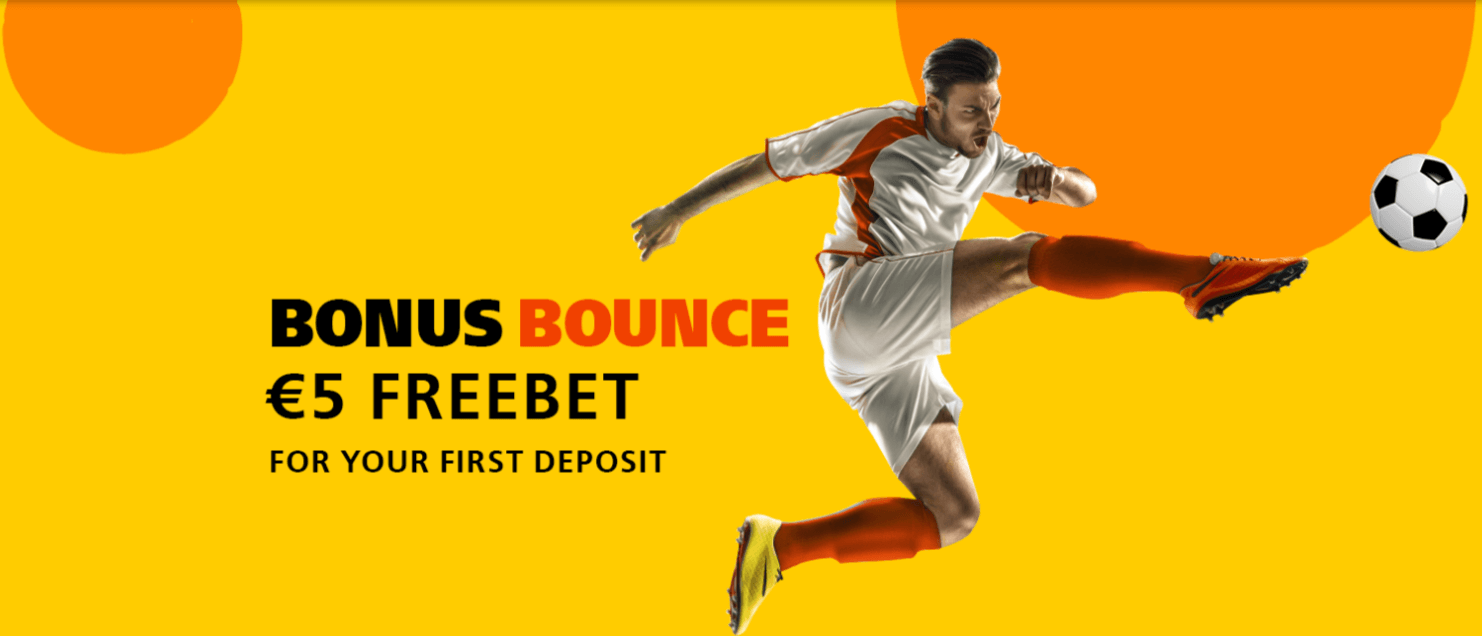 Get 5 EUR Freebet at Totogaming