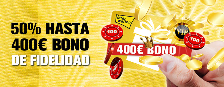 interwetten casino bono
