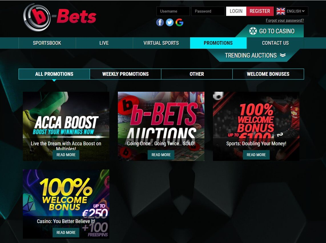 B-bets review